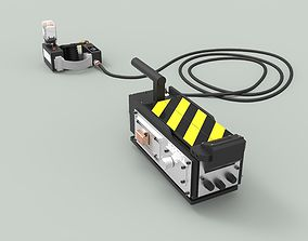 3D model Ghost trap from the movie Ghostbusters