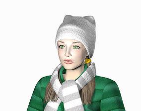Sasha 3D model