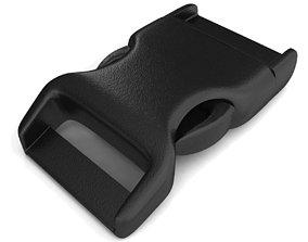 buckle clip 3D