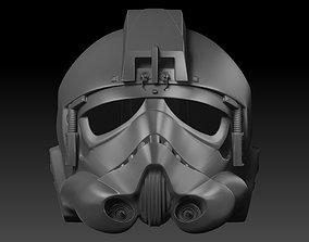 3d AT-AT Helmet 3D model