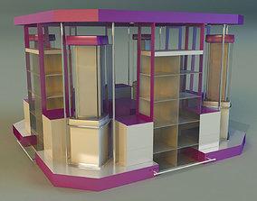 3D Trade pavilion 1