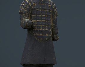 Terracotta Warriors Soldier 3D model