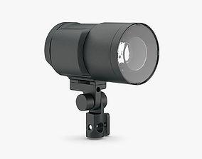Camera Flash Head 3D