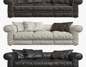 3D model baxter ALFRED Sofa big