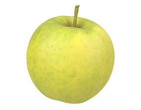 Photorealistic Apple 3D Scan 5