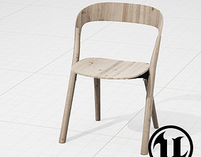 Magis Pila Chair UE4 3D model