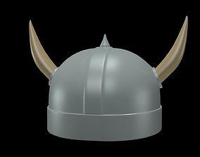 casque Viking helmet 3D