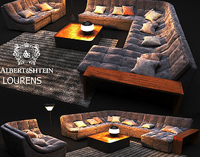 3D Elegant sofa Albert Shtein LOURENS