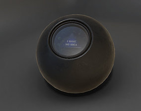 Magic 8 Ball 3D model