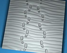 3D model Footprints