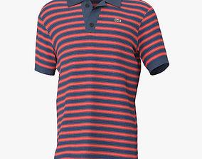 Polo Shirt lacoste 3D model
