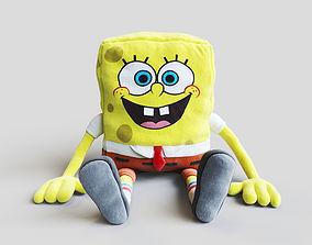game Soft toy SpongeBob SquarePants 3D asset