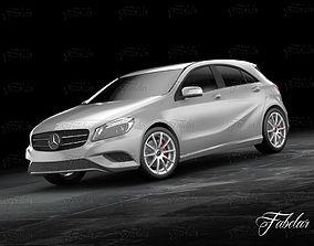 3D model Mercedes A class w176