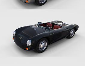 Porsche 550 Pack 3D