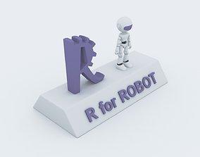 model R for Robot Model