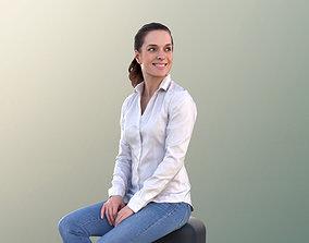 Juliette 10807 - Woman Sitting 3D model