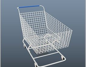 ShoppingCart 3D model