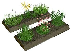 3D Herbage