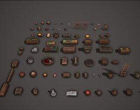 3D model Ancient Apparatus