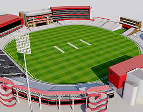 3D model Old Trafford Cricket Ground - Manchester