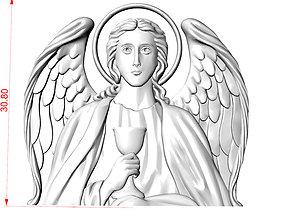 3D print model archangel Raphael