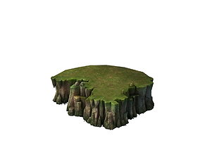 Game Model - Cliff 3D
