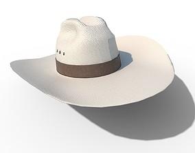 Cowboy Hat PBR 3D model