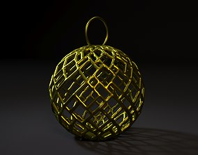 celebration Christmas ball 3D printable model