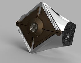 Destiny - Raid Ring - Vault of Glass 3D print model