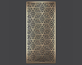 Decorative panel 338 3D