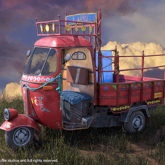 Indian Mini Truck