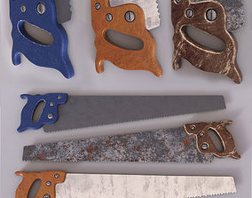 3D model Handsaw tool