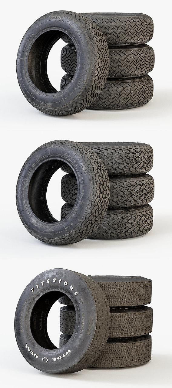 Classic Car Tyres