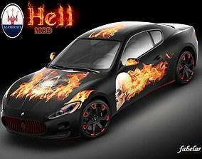 3D Maserati GT Hell mod