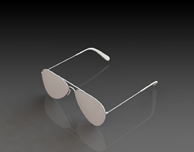 Ray-Ban Sunglasses 3D Printed eyeglasses