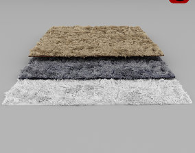 3D long carpet