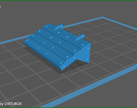 3D printable model Mudguard imperial super tank
