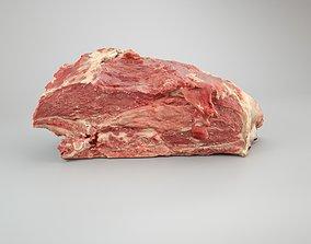 3D model Raw Pork Meat