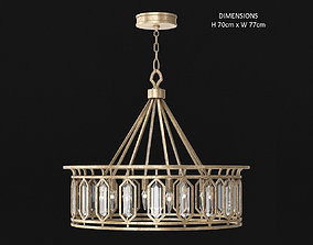 Fine Art Lamps Westminster 885540 3D