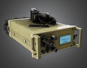 3D asset MLT - Military Communication Field Device 02 - 2
