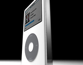 Apple Ipod 3D model