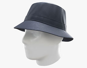 3D model Bucket Hat