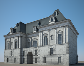architectural Old House 3D