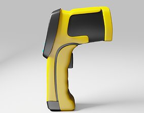 3D IR Infrared Thermometer