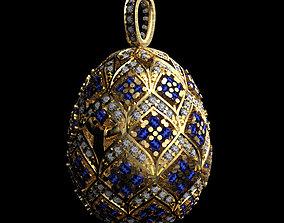 Easter egg sunday 3D printable model