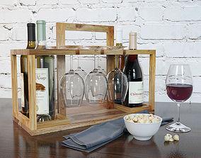 3D model Wine Box
