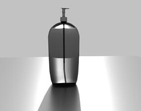 Pump Bottle 3D model