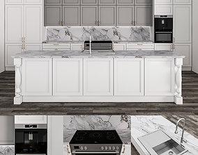 3D kitchen-set014