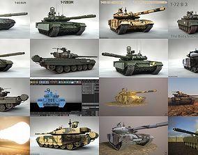 Russian Tanks Pack 3D