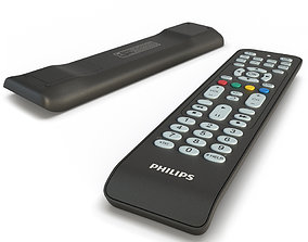 3D model Remote Control Philips